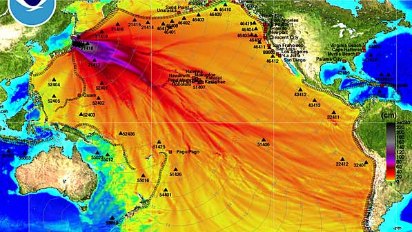 Fukushima Contamination Hype Facts Or Fear Porn OffSpectrum - Japan radiation map 2014